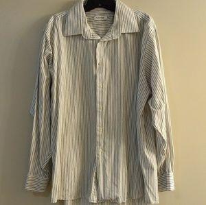 Men's 100% cotton Calvin Klein dress shirt